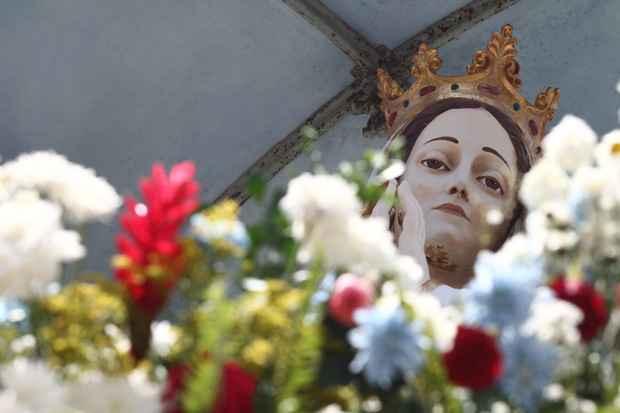 Geraldo Julio, vai subir o morro da Conceição, hoje, para render graças à santa e agradecer a vitória nas urnas. Foto: Alcione Ferreira DPD.A Press