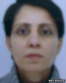 A enfermeira Jacintha Saldanha foi encontrada morta na sexta-feira após polêmica com trote. Foto: London Metropolitan Políce/Divulgação