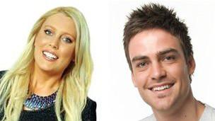 DJs Mel Greig e Michael Christian foram retirados do ar após suicídio da enfermeira. Foto: BBC Brasil