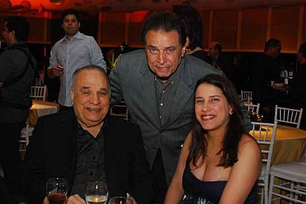 Fernando Lyra transferido para UTI (esquerda). O vice-governador João Lyra Neto e sua filha, a deputada Raquel Lyra (PSB), ja se encontram em São Paulo. Foto: Nando Chiappetta/DP/D.A Press