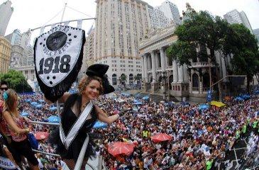 Cordão da Bola Preta quer ser o maior do mundo. Foto: Cordão Bola Preta/Divulgação/http://www.cordaodabolapreta.com.br/fotos