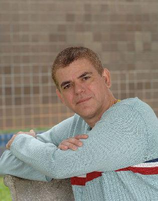 Sérgio Maggio, do blog CriCri, deixou a crítica de lado quando se tornou diretor teatral. Foto: Zuleika de Souza/CB/D. A. Press.