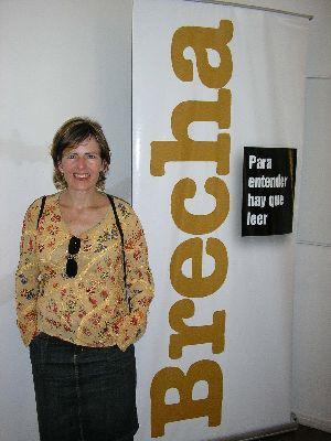 Helena Mello fez mestrado em artes cênicas em Porto Alegre, defendendo tese sobre o tema. Foto: Daniela Aquino/Divulgação.