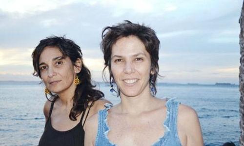 Silvana Rezende e Karina Rabinovitz fazem poesia para ver, imagens para ler.  Foto: Cátia Milena/ Divulgação.
