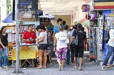 Estudo coloca Recife entre as 30 cidades mais violentas do mundo. Foto: Paulo Paiva/DP/D.A Press