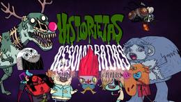 Pepe e sua turma encaram uma s�rie de aventuras com monstros, fantasmas e outras criaturas sobrenaturais