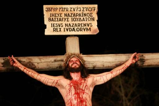 Temporada da Paixão de Cristo segue até 30 de março. Foto: Teresa Maia/DP/D.A Press