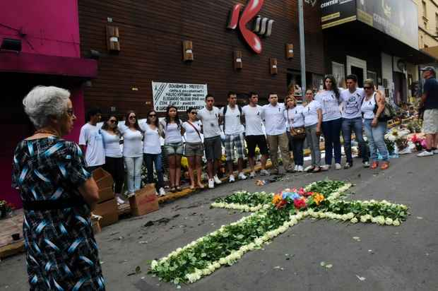 Na tragédia que ocorreu no município de Santa Maria, no Rio Grande do Sul, 241 pessoas morreram e 623 ficaram feridas. Foto: Carlos Vieira/CB/D.A Press (Carlos Vieira/CB/D.A Press)