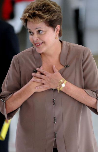 Presidente precisará de respaldo no estado para sua candidatura ao Palácio do Planalto em 2014. Foto: Carlos Moura/CB/D.A Press (Carlos Moura/CB/D.A Press)