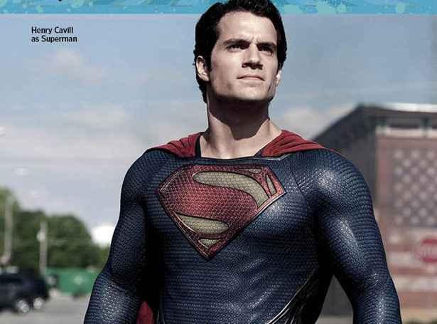 Homem de aço traz Henry Cavill no papel do super-herói. Foto: Warner Bros/ Divulgação