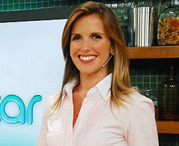 Apresentadora, 33 anos est� gravida. Foto:Divulga��o/ TV Globo.