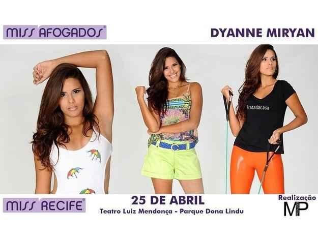 Fotos: Divulgação/Miss Recife