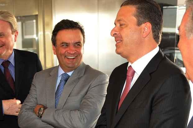 Um eventual acordo do PSDB e o PSB vem sendo costurado pelos dois eventuais candidatos ao Palácio do Planalto e já tem sua
