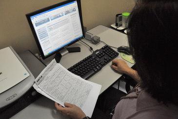 Receita Federal recebeu 550 mil declarações no estado até esta segunda-feira, sendo mais de 20 milhões em todo o país  (Arquivo/DP/D.A Press)