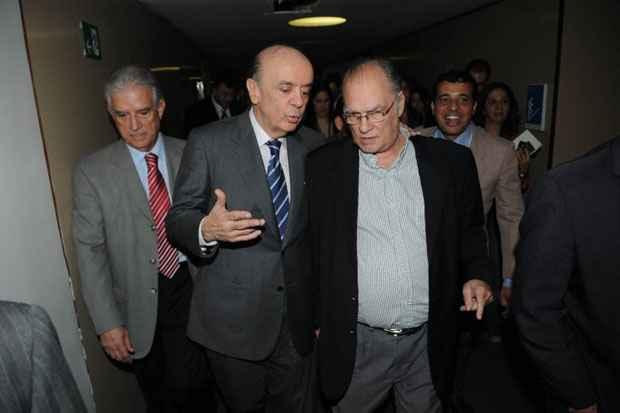 Governador de Pernambuco aposta que várias candidaturas levará a eleição presidencial de 2014 para o 2º turno. Foto: Carlos Moura/CB/D.A Press/Arquivo