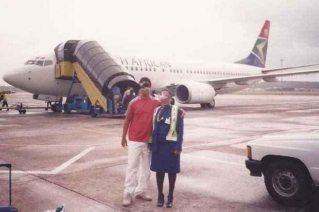 Durante as investigações, constatou-se que pelo menos 47 pessoas foram levadas para a África do Sul. (Polícia Federal/Divulgação)