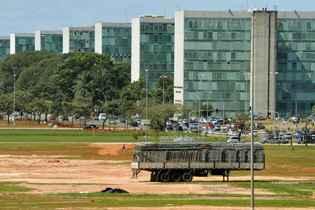 O Ministério das Cidades abriu hoje o prazo de inscrições do concurso com 130 oportunidades para níveis médio e superior. Foto: Marcelo Ferreira/CB/D.A Press/Arquivo