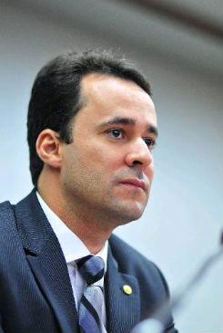 Pernambucano Anderson Ferreira é relator do projeto (Assessoria/Divulgação)