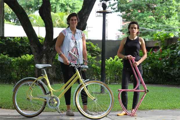 As arquitetas responsáveis pelo Reciclo são Maria Escorel e Patrícia Quintella. Foto: Paulo Paiva/DP/D.A Press