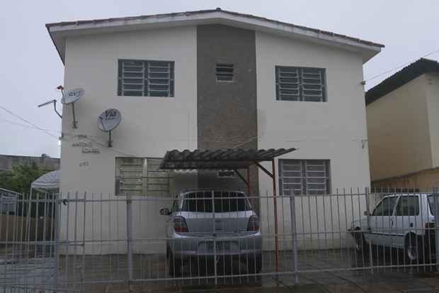 Endereço em Afogados é residencial e não abriga sede de empresa nenhuma. Foto:  Ricardo Fernandes/DP/D.A Press