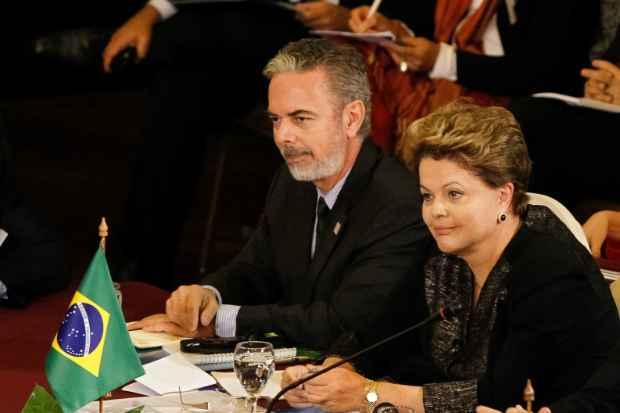 Reunião de Cúpula dos Estados Parte e Estados Associados do Mercosul - 03. A presidenta Dilma Rousseff participa de café da manhã de trabalho dos Presidentes dos Estados Parte do Mercosul. Foto: Roberto Stuckert Filho/PR