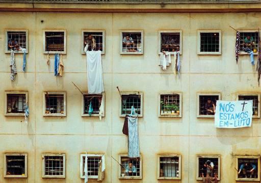 Complexo Penitenciário do Carandiru. Crédito: Itamar Miranda/Agência Estado/AE
