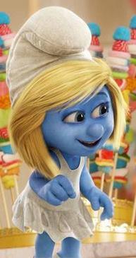 Smurfette. (www.smurfhappens.com)
