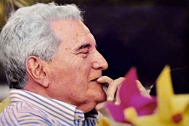 Ricardo de Carvalho Ferreira, 85 anos, faleceu nesta terça-feira, em sua casa, no bairro de Casa Forte. Foto: Arquivo Pessoal