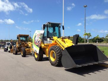 O MDA realizou ainda a entrega de equipamentos rurais que vão beneficiar 103 municípios. Foto: Augusto Freitas/DP/D.A. Press