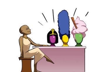 Quanto menos pêlos, menos pragas! (www.recreio.com.br)