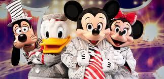 Mickey Mouse e seus amigos vão trazer mais de 25 personagens da Disney incluindo A Pequena Sereia, Aladdin e Toy Story. (Facebook/reprodução)