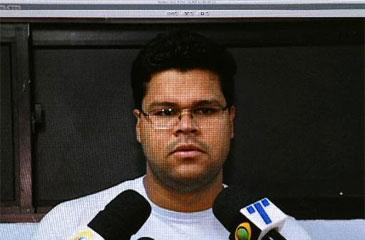 Henrique Maciel Carmo Lima deixou o Cotel na noite desta quinta-feira. Foto: Annaclarice Almeida/DP/D.A Press