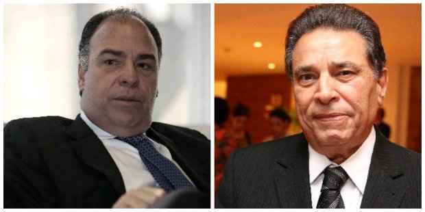 O ministro Fernando Bezerra Coelho (PSB) e o vice-governadorJoão Lyra Neto (PDT) podem trocar de partido até 5 de outubro. Fotos: Teresa Maia e Nando Chiappetta /DP/D.A Press (Teresa Maia e Nando Chiappetta /DP/D.A Press)