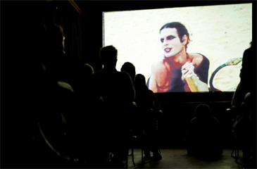 Olho nu encantou o público que lotou a sala de exibição da Casa da Cultura, em Paraty. Foto: Divulgação/ Mimo