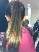Rabinho de cavalo é um dos penteados mais escolhidos pelas garotas. (www.espaçojaqueira.com.br)