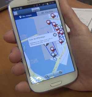 Informações sobre vagas chegarão aos smartphones. Foto: Glynner Brandão/DP/D.A Press