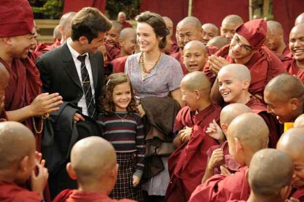 Novela global atingiu 21 pontos na estreia. Budismo tibetano é usado como pano de fundo do folhetim