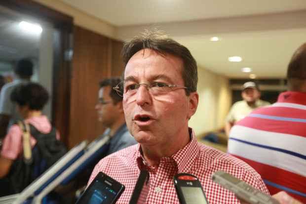 TCE rejeitou ontem, por maioria de votos, as contas do ex-prefeito do Recife João da Costa. Foto: Bernardo Dantas/DP/D.A Press/Arquivo
