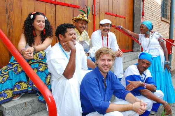 Turn� vem percorrendo nove capitais brasileiras. Foto: Coletivo Ponto Br/ Divulga��o.
