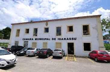 Câmara de Igarassu é uma das mais antigas Casas legislativas do Brasil (Julio Jacobina/DP/D.A.Press )