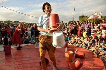 Caravana Tapioca sobre Rodas será um dos longas exibidos no Festival. (www.joaoalberto.com)