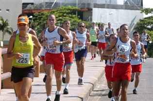 Corpo de Bombeiros realiza neste domingo a XI edição da Corrida do Fogo. Foto: Teresa Maia/DP/D.A Press/Arquivo