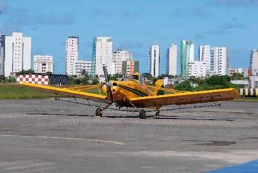 Crédito: Juliana Leitao/DP/D.A Press. (23 de outubro é o Dia da Aviação.)