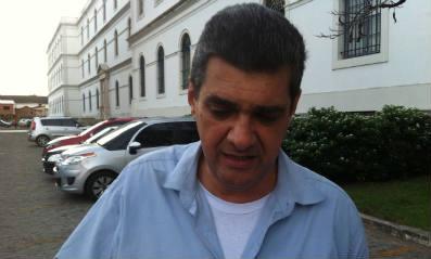Roberto Andrade era produtor de Arlindo desde 1998. Crédito: Pedro da Hora/DP/D.A Press