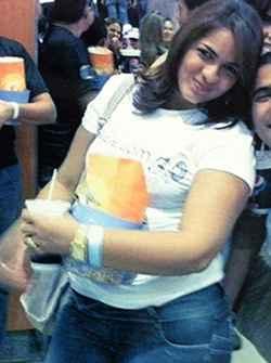 Fernanda Nóbrega tinha 26 anos e pesava 80 quilos. Foto: Reprodução/Facebook