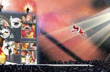 Espetáculo será apresentado em dezembro em Gravatá. Foto: divulgação