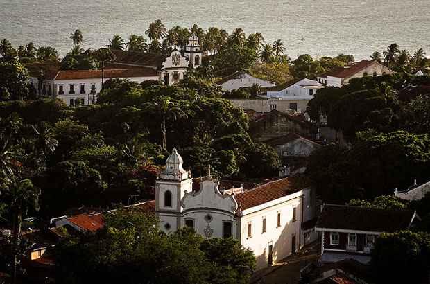 A cidade de Olinda, na Região Metropolitana do Recife, é um dos principais cartões-postais do Nordeste brasileiro. Foto: Hugo Acioly/Secretaria de Turismo de Pernambuco/Divulgação