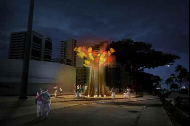 Arte: Prefeitura do Recife/Divulgação