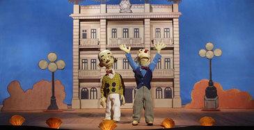 Animação Cabeça de papelão foi uma das atrações do festival no ano passado (www.brasilstopmotion.com.br)