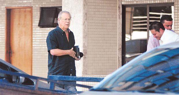 Ex-ministro tenta autorização da Vara de Execuções Penais para trabalhar em hotel com salário de R$ 20 mil: Ed Alves/CB/D.A PRESS
